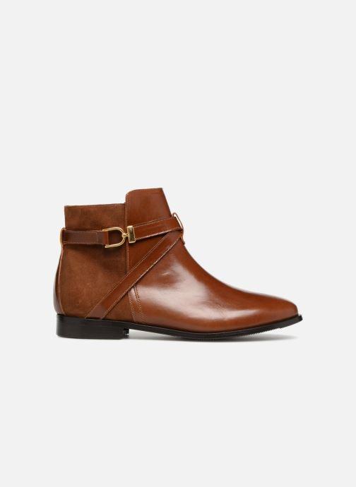 Jonak DILLING (Marron) Bottines et boots chez Sarenza (334824)