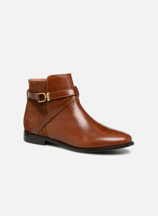 Dilling Chez Et Bottines marron Sarenza Boots Jonak 334824 Bqwnw