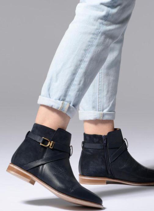 Bottines et boots Jonak DILLING Bleu vue bas / vue portée sac