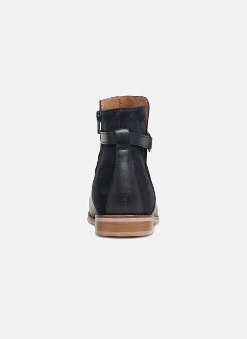 Bottines et boots Jonak DILLING Bleu vue droite