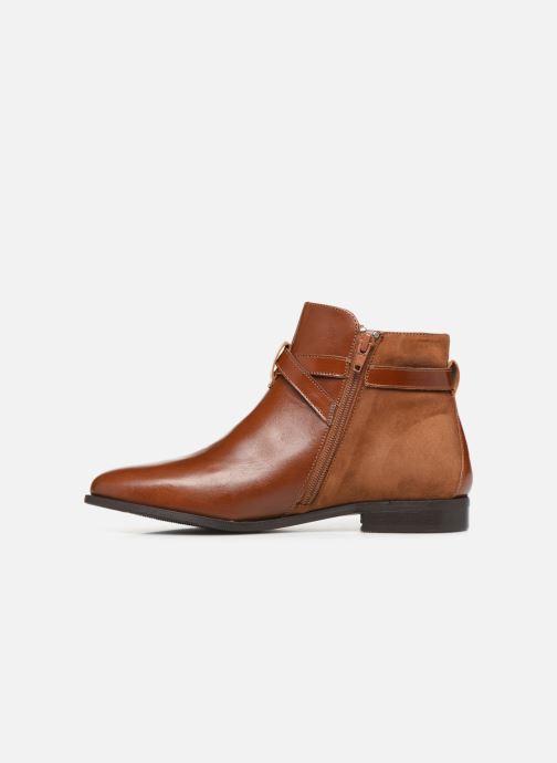 Stiefeletten & Boots Jonak DILLING braun ansicht von vorne