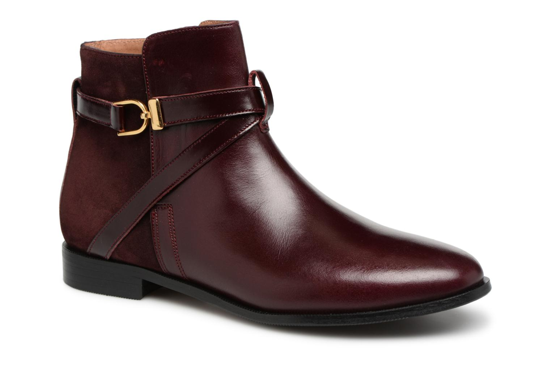 Nuevo - zapatos Jonak DILLING (Vino) - Nuevo Botines  en Más cómodo 945351
