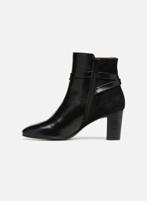 Boots en enkellaarsjes Jonak DORBETA Zwart voorkant