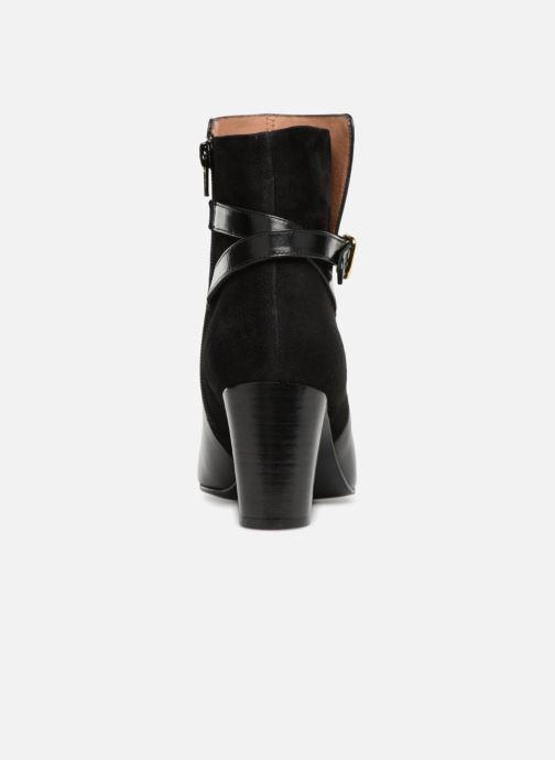 Boots en enkellaarsjes Jonak DORBETA Zwart rechts