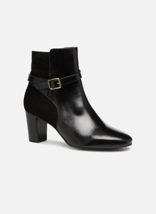 Boots en enkellaarsjes Jonak DORBETA Zwart detail