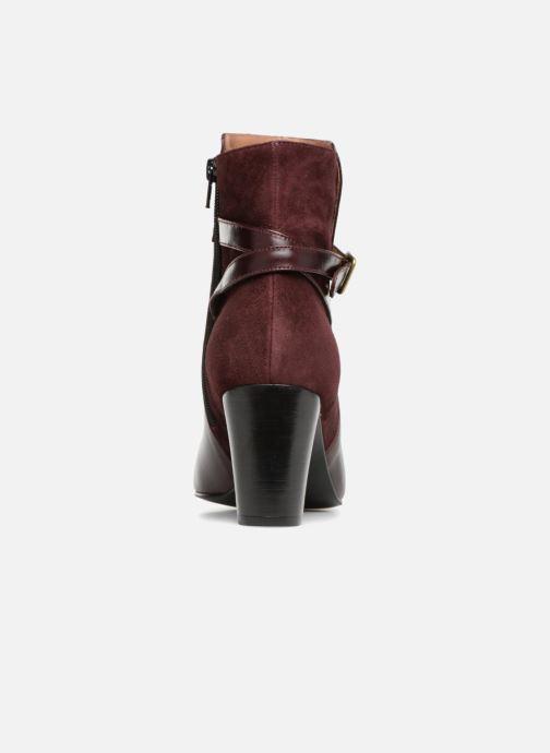 Bottines et boots Jonak DORBETA Bordeaux vue droite