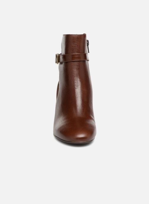 Bottines et boots Jonak DORBETA Marron vue portées chaussures
