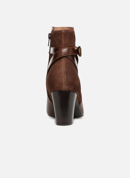 Bottines et boots Jonak DORBETA Marron vue droite
