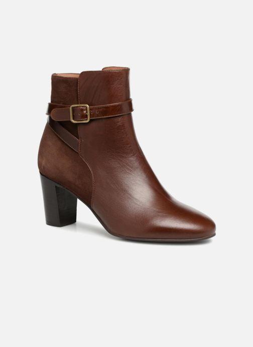 Chez Et Jonak marron Dorbeta Bottines Boots qnU8HO