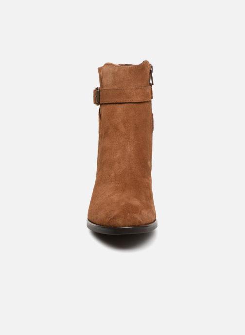 Bottines et boots Jonak TAKIL Marron vue portées chaussures