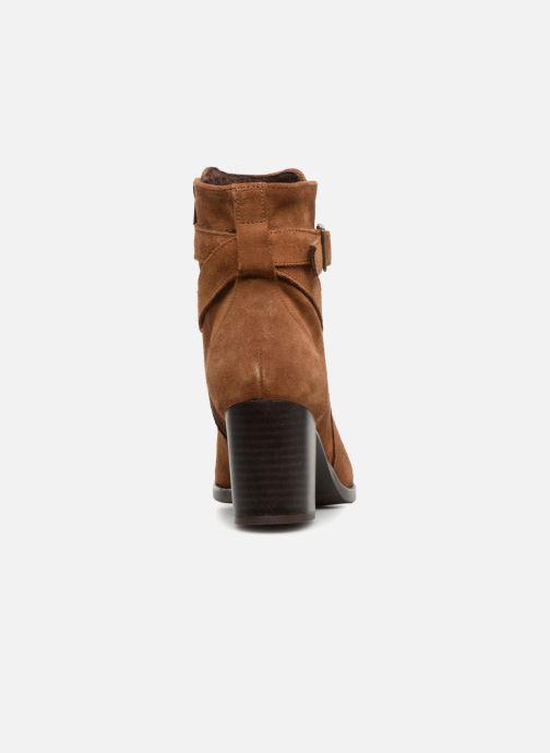 Bottines et boots Jonak TAKIL Marron vue droite