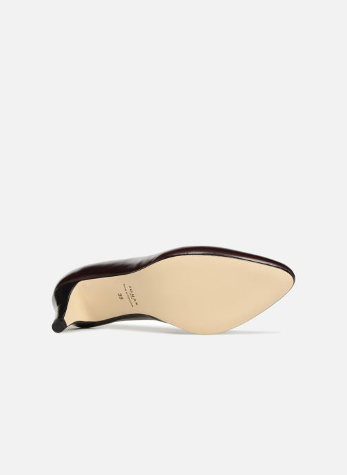 Zapatos de tacón Jonak DABI Vino vista de arriba