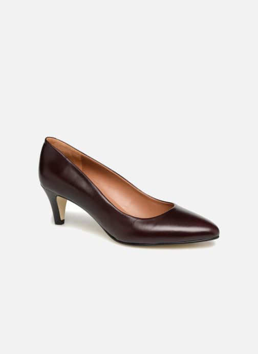 Zapatos de tacón Jonak DABI Vino vista de detalle / par