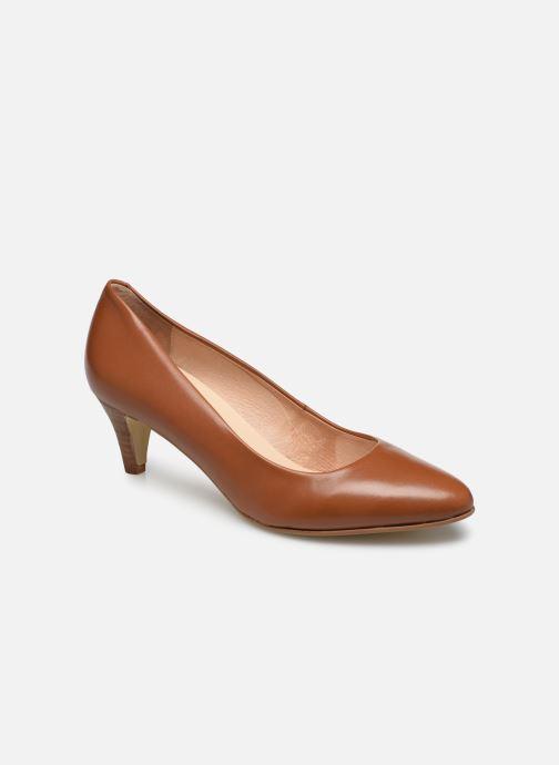 Zapatos de tacón Jonak DABI Marrón vista de detalle / par