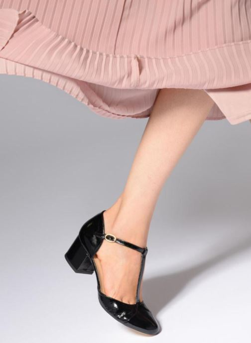 Zapatos de tacón Jonak VALONGO Negro vista de abajo