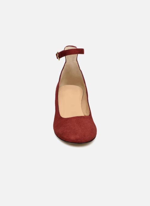 Escarpins Jonak VESPA Rouge vue portées chaussures
