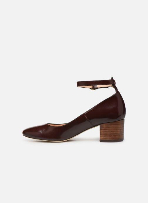 Zapatos de tacón Jonak VESPA Marrón vista de frente