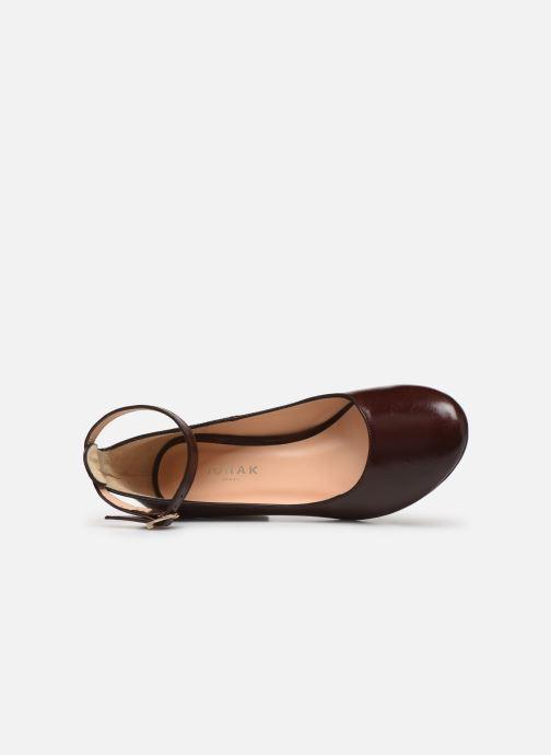 Zapatos de tacón Jonak VESPA Marrón vista lateral izquierda