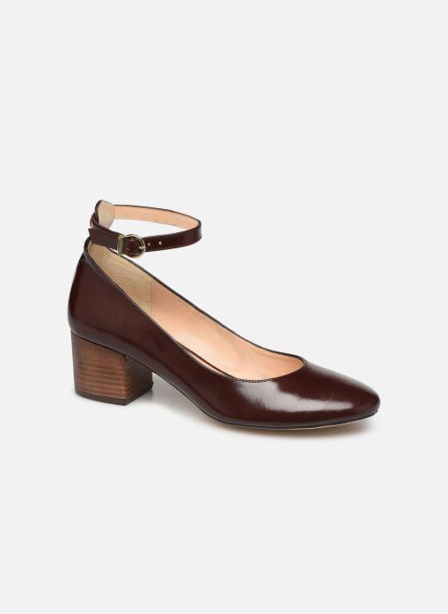 Zapatos de tacón Jonak VESPA Marrón vista de detalle / par