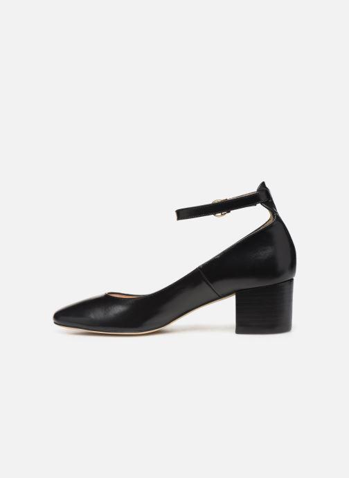 High heels Jonak VESPA Black front view