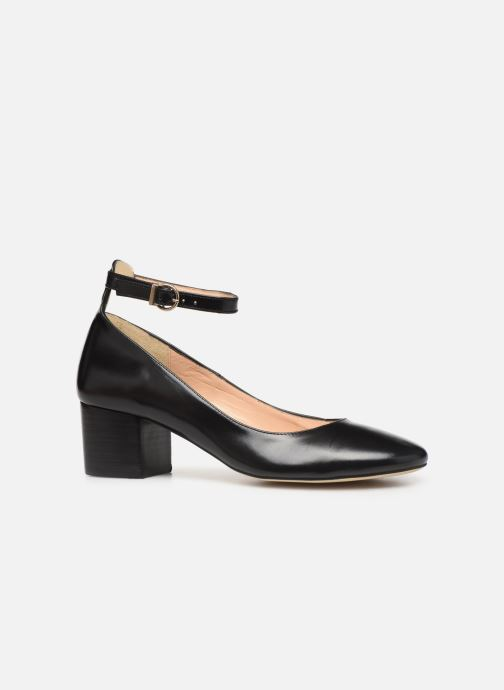 High heels Jonak VESPA Black back view