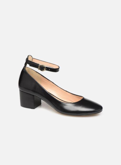 High heels Jonak VESPA Black detailed view/ Pair view