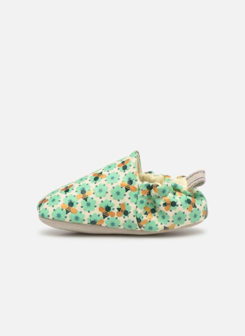 Chaussons Poco Nido Bees Vert vue face
