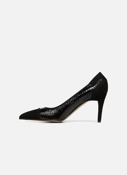 Zapatos de tacón Elizabeth Stuart BECOR 452 Negro vista de frente