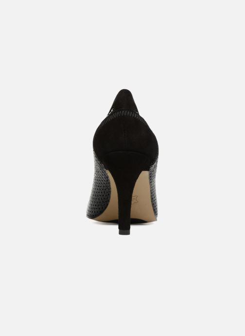Zapatos de tacón Elizabeth Stuart BECOR 452 Negro vista lateral derecha