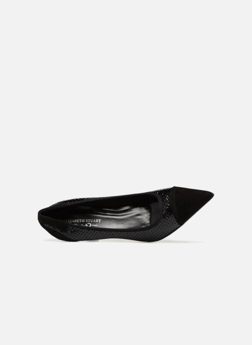 Zapatos de tacón Elizabeth Stuart BECOR 452 Negro vista lateral izquierda