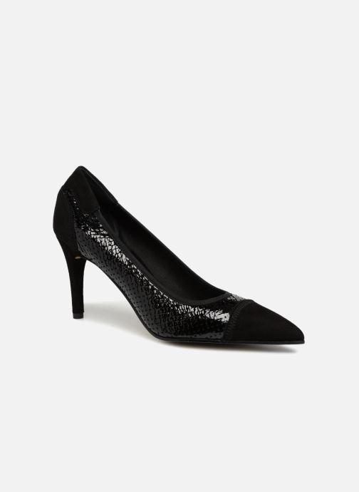 Høje hæle Elizabeth Stuart BECOR 452 Sort detaljeret billede af skoene