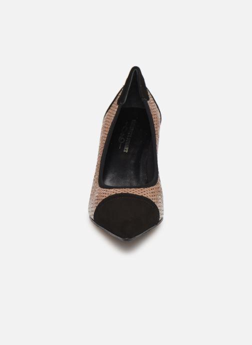 High heels Elizabeth Stuart Becor 452 Beige model view
