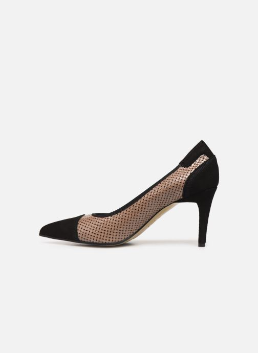 High heels Elizabeth Stuart Becor 452 Beige front view