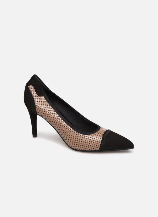 High heels Elizabeth Stuart Becor 452 Beige detailed view/ Pair view