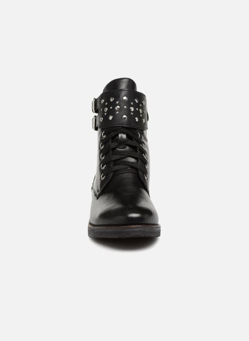 Caprice Bottines Fee Comb Black Boots Et WE2IDH9
