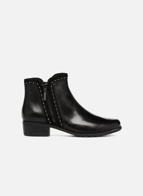 Bottines et boots Caprice Kaila Noir vue derrière
