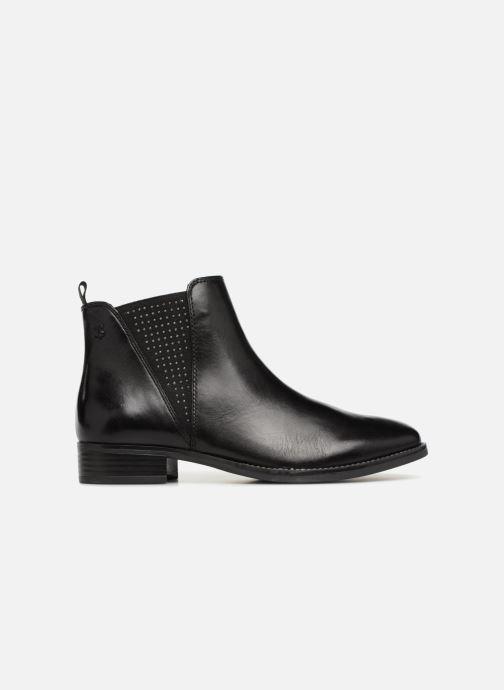 Boots en enkellaarsjes Caprice Belinda Zwart achterkant