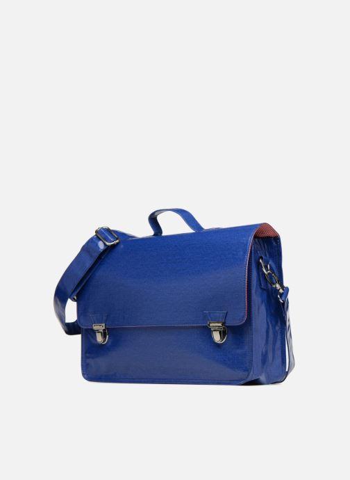 Schooltassen MiniSéri CARTABLE L'AMBITIEUX Blauw model