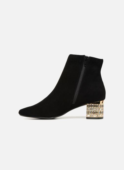 Bottines et boots Dune London ONAA Noir vue face