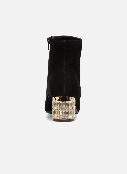 Bottines et boots Dune London ONAA Noir vue droite