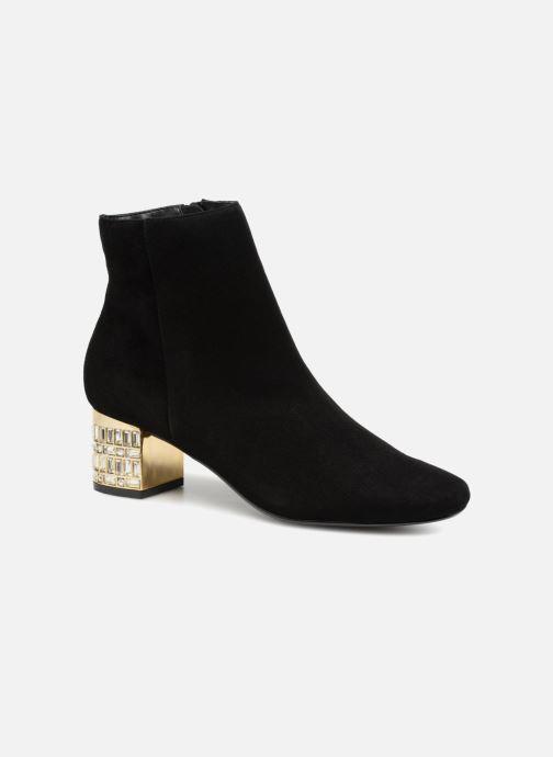 Bottines et boots Dune London ONAA Noir vue détail/paire