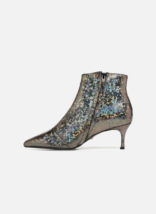 Bottines et boots Dune London ORRA Multicolore vue face