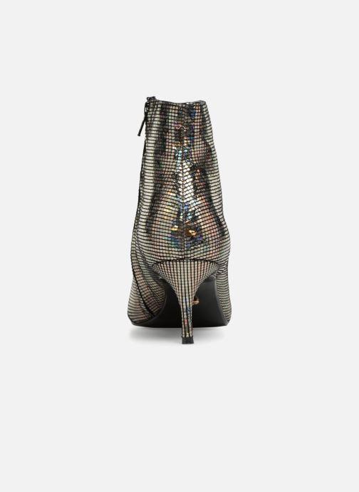 Bottines et boots Dune London ORRA Multicolore vue droite