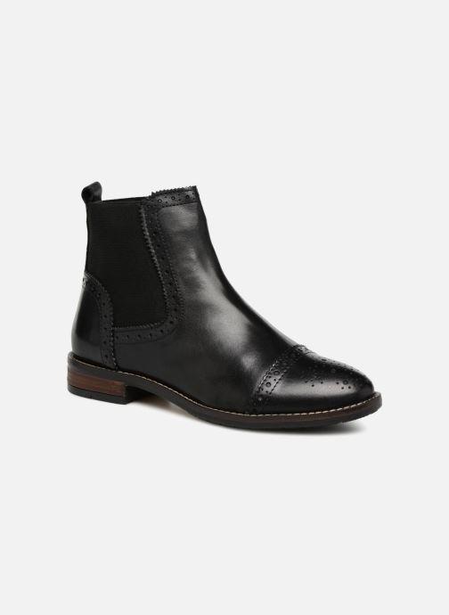 Bottines et boots Dune London QUESTON Noir vue détail/paire
