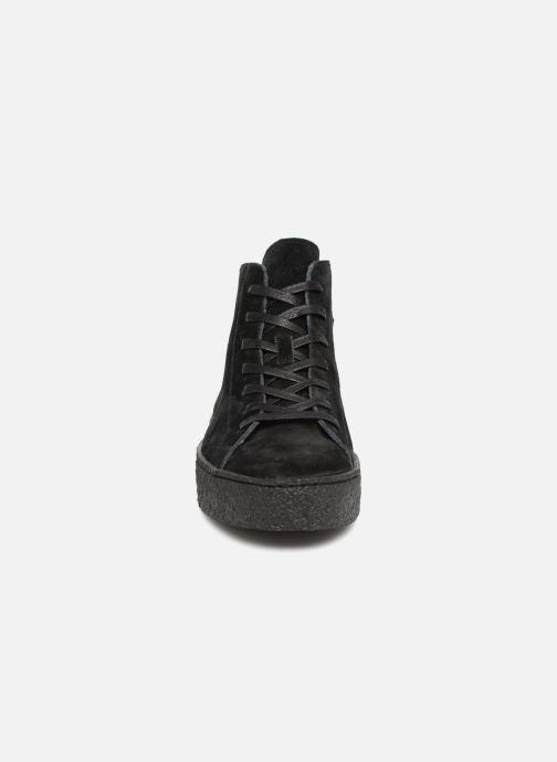 Baskets Armistice Dogs Mid Noir vue portées chaussures