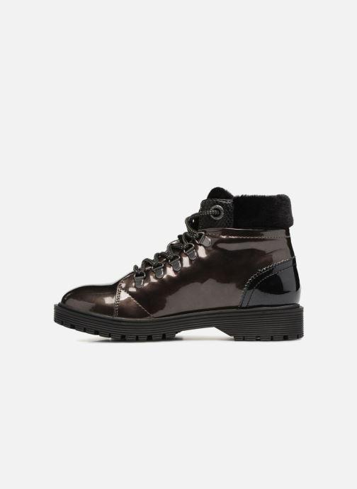 Ankle boots Armistice Rock Mid Black front view