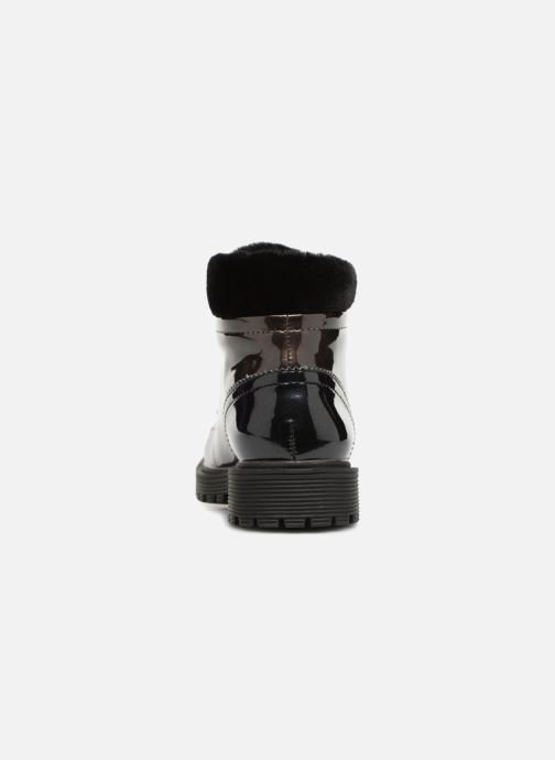 Ankle boots Armistice Rock Mid Black view from the right