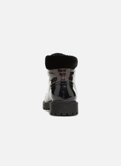 Bottines et boots Armistice Rock Mid Noir vue droite