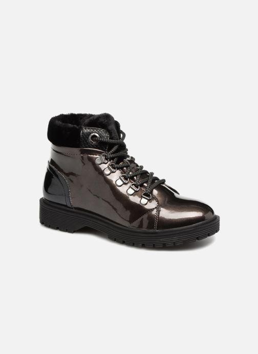 Bottines et boots Armistice Rock Mid Noir vue détail/paire