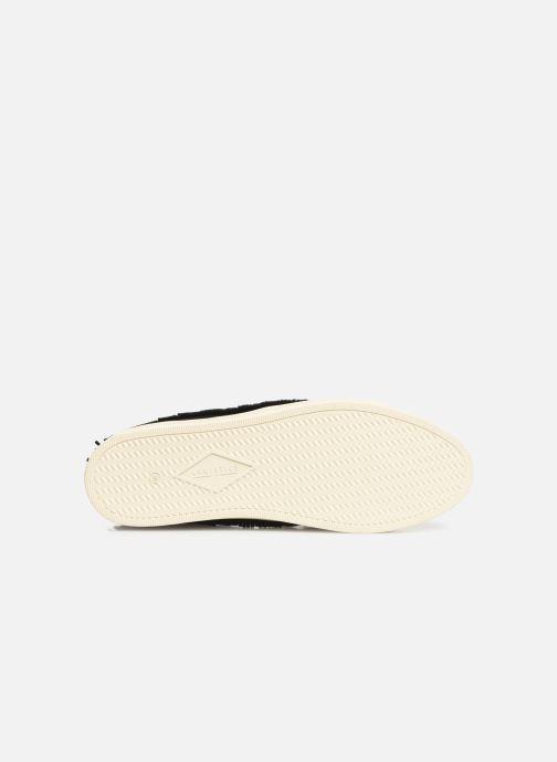Sneakers Armistice Sonar Indian W Nero immagine dall'alto